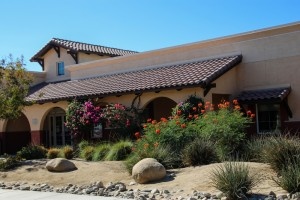 Spanish Tile Roof Home